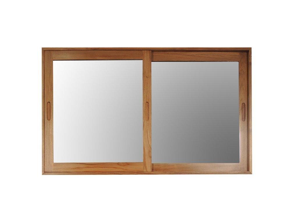 Miroir pharmacie en bois de teck en ligne skyllas sunstrum for Miroir en ligne
